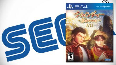 Vid�o : SEGA parle de Shenmue I et II HD