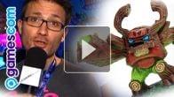 Vid�o : Skylanders Giants - Nos impressions