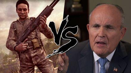 Vid�o : Rudy Giuliani défend Activision contre Noriega