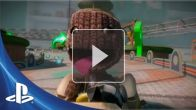 Vidéo : GC 2012 - LittleBigPlanet Karting Trailer GamesCom