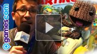vid�o : GC 12 - LittleBigPlanet Karting nos impressions Vidéo