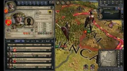 Vid�o : Crusader Kings II : Trailer de lancement
