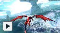 Vid�o : E3 : Crimson Dragon en vidéo, avec le son !