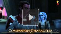 Star Wars : The Old Republic - Trailer Gameplay E32011 Gamespot