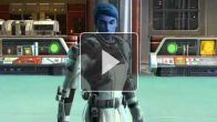 Star Wars - The Old Republic : trailer Agent Impérial
