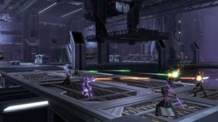Vidéo : The Old Republic Knight of the Fallen Empire - Anarchie au Paradis