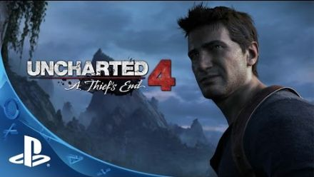 Uncharted 4 - Gameplay PlayStation Experience