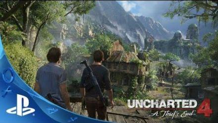 Uncharted 4 - bande-annonce sur l'histoire| PS4