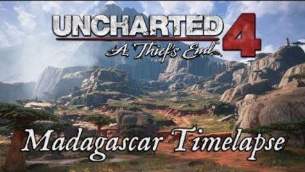 Uncharted 4 : Madagascar Timelapse
