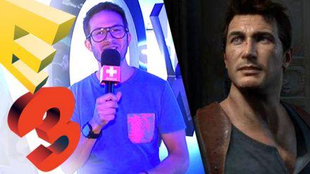 E3 2015 : Uncharted 4, nos impressions vidéo