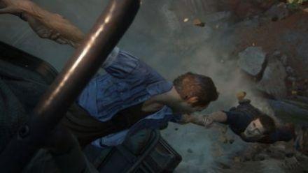 Uncharted 4 : Vidéo de gameplay fuite en avance