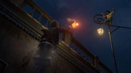 Uncharted 4 : Chasseurs de prime trailer DLC