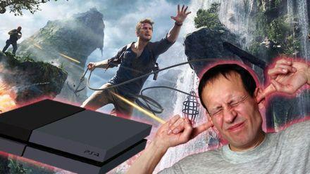 Uncharted 4 : La PS4 fait-elle un bruit insoutenable ? La vidéo