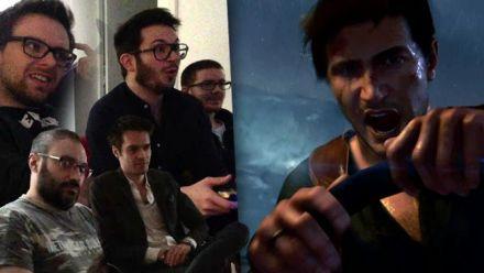 Mode d'Emploi : Quand la rédaction a découvert Uncharted 4 il y a 2 semaines