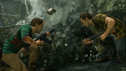 Vid�o : Uncharted 4 : Trailer Survival Arena