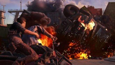 Uncharted 4 : De l'Art dans le jeu les coulisses des dev