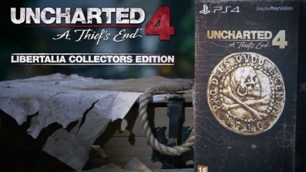 Uncharted 4 : Trailer Collector's Edition et Special Edition PS4