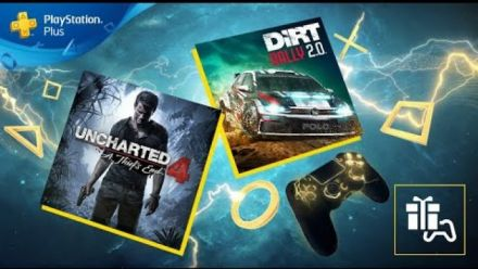 PS Plus | Avril 2020 | Uncharted 4 et DIRT Rally 2.0 | PS4