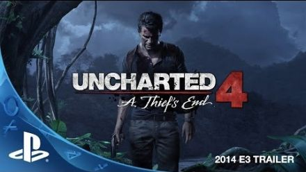 E3 2014. Uncharted 4 : A Thief's End