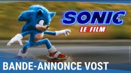 vid�o : Sonic le Film : Bande-annonce novembre 2019 (VOSTFR)