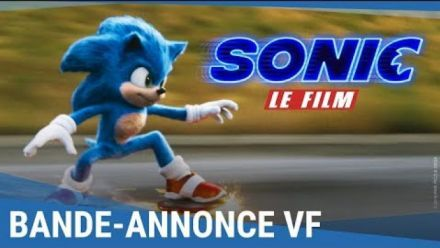 Sonic le film : Bande-annonce novembre 2019