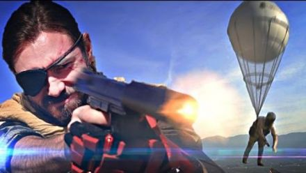 Metal Gear Balloon Ride