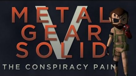 MGSV: The conspiracy pain