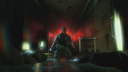 Metal Gear Solid V : teasing