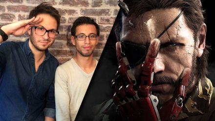 Metal Gear Solid V : 3 heures avec Julien et Rami
