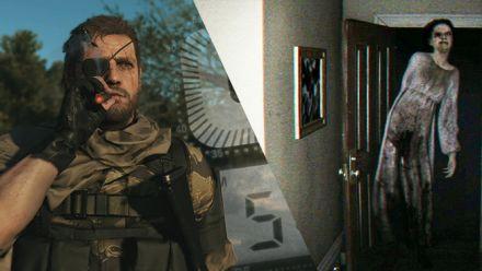 Metal Gear Solid V : le fantôme de P.T. vient en aide à Snake, la vidéo