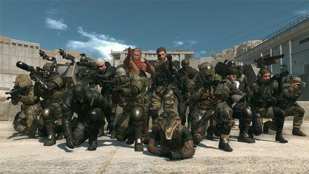 Metal Gear Online : 11 minutes de gameplay