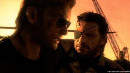 Metal Gear Solid V : Phantom Pain - Gamescom 2014
