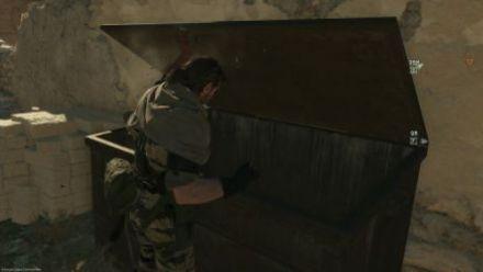 Metal Gear Solid V : The Phantom Pain - 40 minutes de gameplay