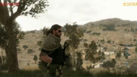 Metal Gear Solid V : The Phantom Pain - Unboxing PS4