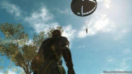 Metal Gear Solid V : The Phantom Pain - Message de Kojima