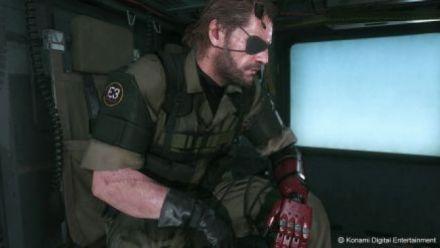 Metal Gear Solid V : un V-Log easter egg japonais