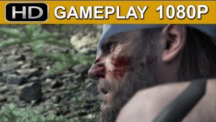 vidéo : Metal Gear Solid 5 Gameplay