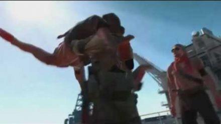 vidéo : Metal Gear Solid 5 : Ocelot en D-Dog