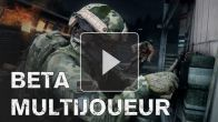 vidéo : Medal of Honor Warfighter : Beta Multi 5 octobre 2012