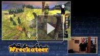 vid�o : Wreckateer - Gameplay tuto