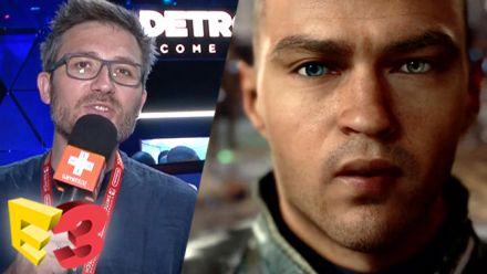 Vid�o : E3 2017 : On a vu une nouvelle démo de Detroit, nos impressions