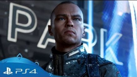 Vid�o : Detroit: Become Human : Markus Trailer