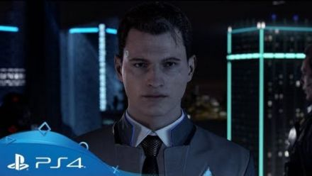 vidéo : Detroit: Become Human : Connor Trailer