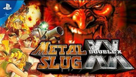Vidéo : Metal Slug XX : Trailer PlayStation 4
