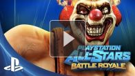 vidéo : PlayStation All-Stars Battle Royale : Sweet Tooth gameplay