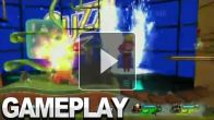 vidéo : PlayStation All-Stars Battle Royale - Sandover Village Gameplay