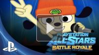vidéo : PlayStation All-Stars Battle Royale : PaRappa gameplay