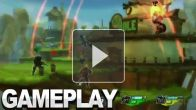 vidéo : PlayStation All-Stars Battle Royale - Dreamscape Gameplay