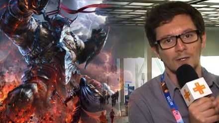 Vid�o : E3 2014 : Lords of the Fallen, nos impressions vidéo