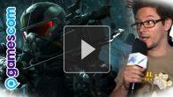 GC 2012 - Crysis 3 nos impressions vidéo du Multi